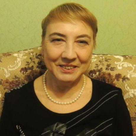 Рисунок профиля (Нина Жуперина)